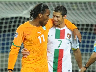Ivory Coast 0 Portugal 0