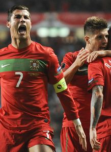 Ronaldo the hero