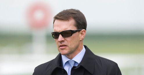 Aidan o Brien Newmarket July 2012