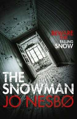 Joe Nesbo's The Snowman.