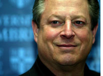 Al Gore. Click image to expand.