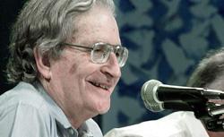 Noam Chomsky. Click image to expand.