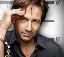 Photo of David Duchovny as Hank Moody, from Californication