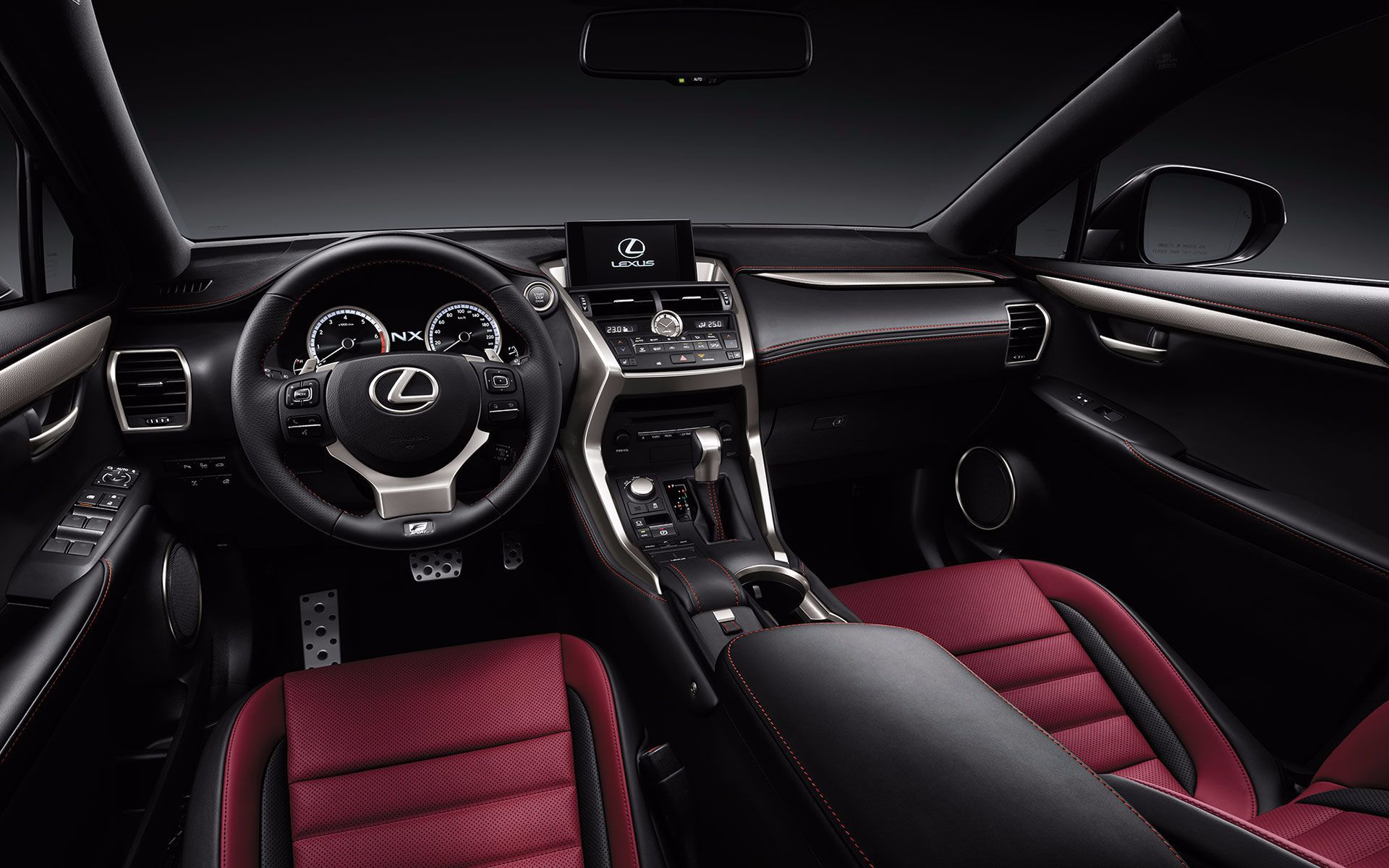 Style and Power the 2017 Lexus NX Series Luxury pact SUV by