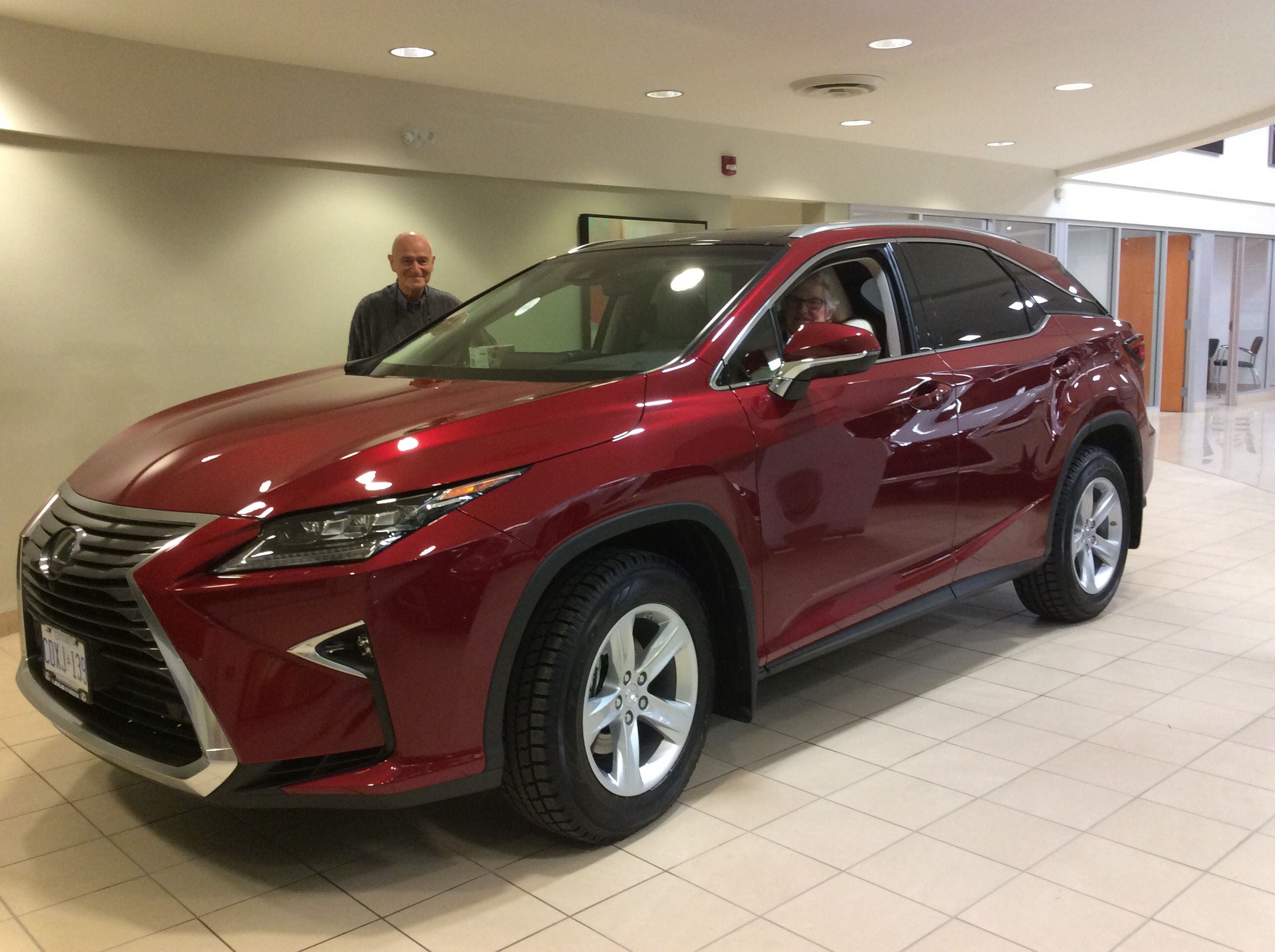 Buying a Lexus by Jean Cooke Lexus of Kingston in Kingston