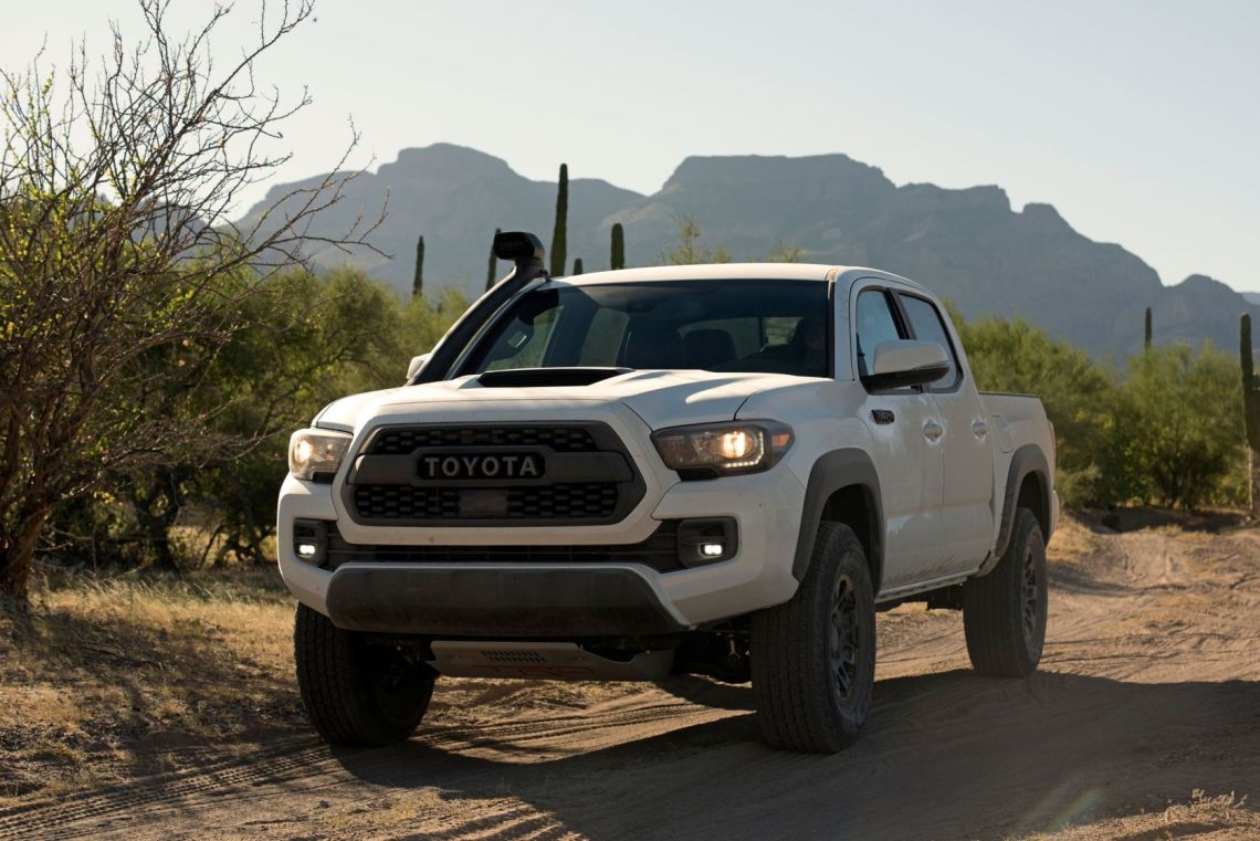the 2019 toyota trd pro lineup is even more impressive- kingston