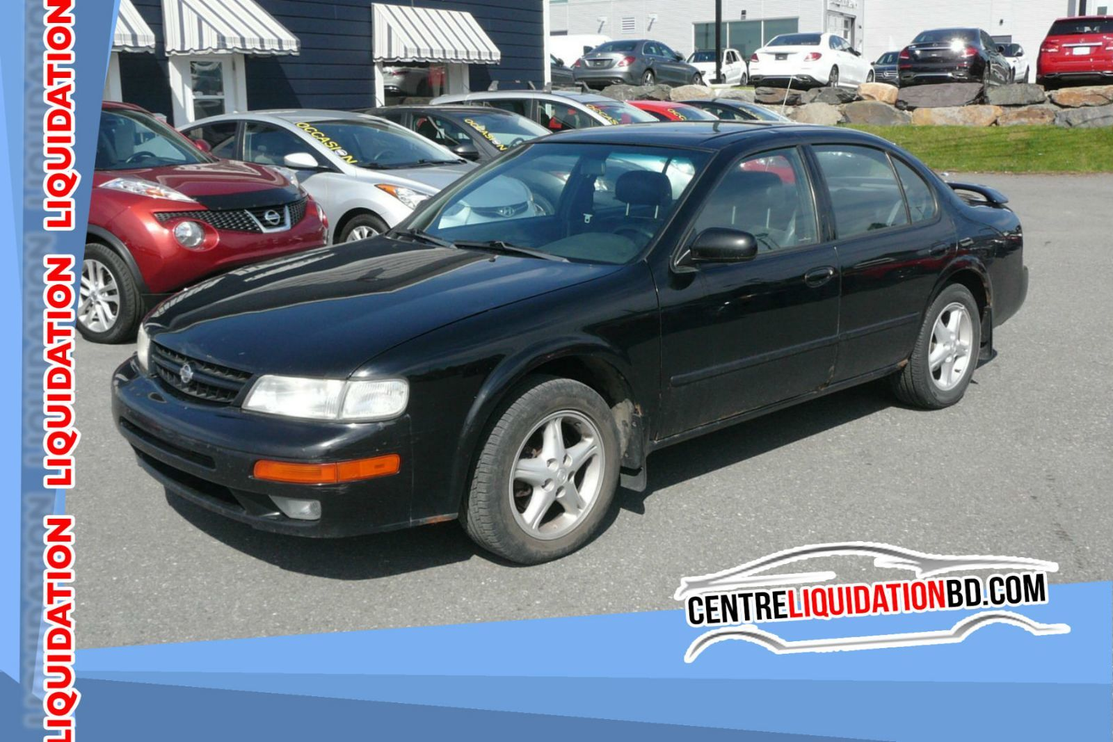 hight resolution of used 1999 nissan maxima cuir in granby used inventory centre de liquidation bd in granby quebec