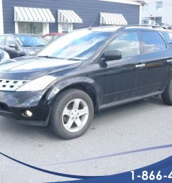 used 2004 nissan murano sl awd in granby used inventory centre de liquidation bd in granby quebec [ 1600 x 1067 Pixel ]