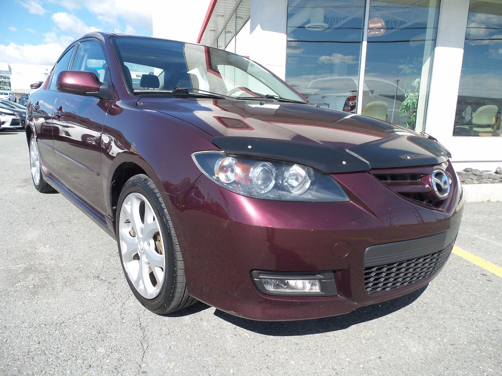 hight resolution of m ga centre occasions pre owned 2007 mazda mazda3 gt for sale in saint georges