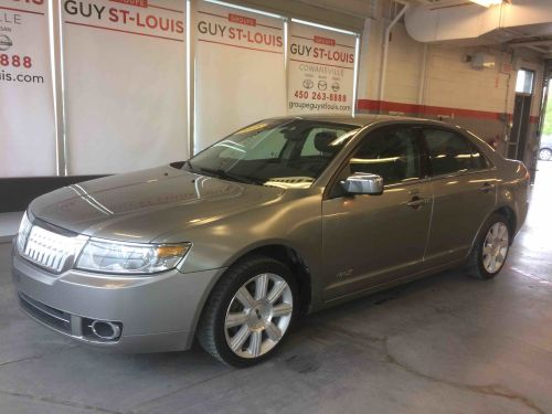 small resolution of 2008 lincoln mkz mkz