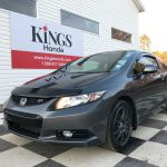 Kings County Honda Pre Owned 2013 Honda Civic Si Manual Vtec Nav Satellite Radio For Sale In Kentville