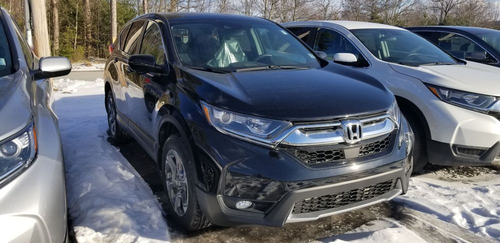 medium resolution of 2019 honda cr v ex awd