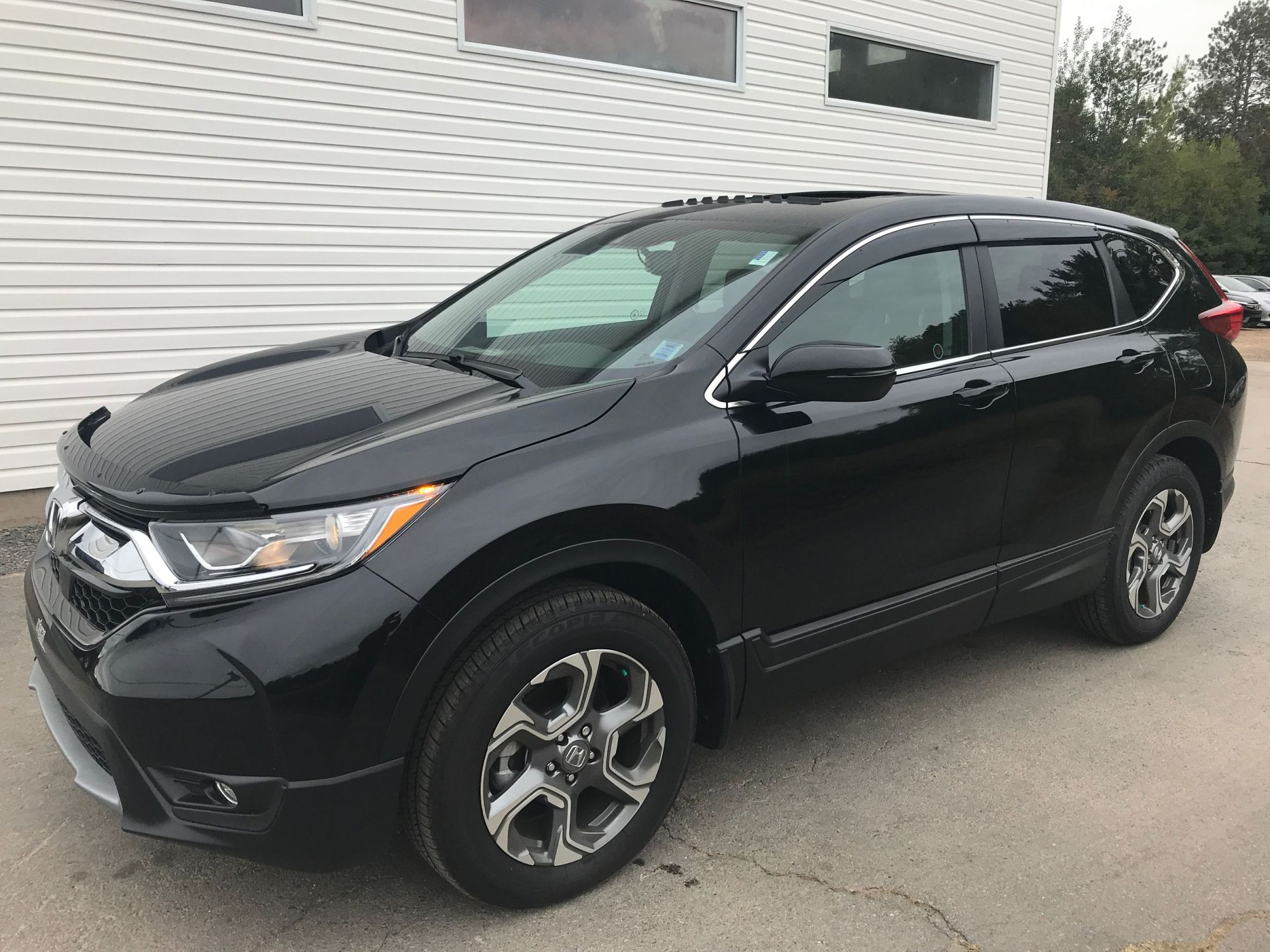 hight resolution of 2018 honda cr v ex l awd
