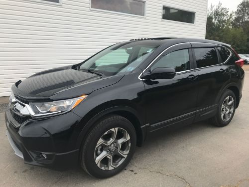 small resolution of 2018 honda cr v ex l awd