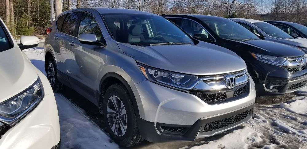 medium resolution of 2019 honda cr v lx awd