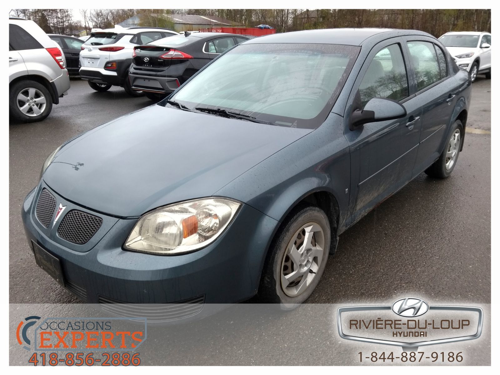 hight resolution of used 2007 pontiac g5 se in riviere du loup used inventory hyundai rivi re du loup in riviere du loup quebec