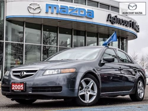 small resolution of agincourt mazda pre owned 2005 acura tl as is navi lthr htd sts no accidents for sale