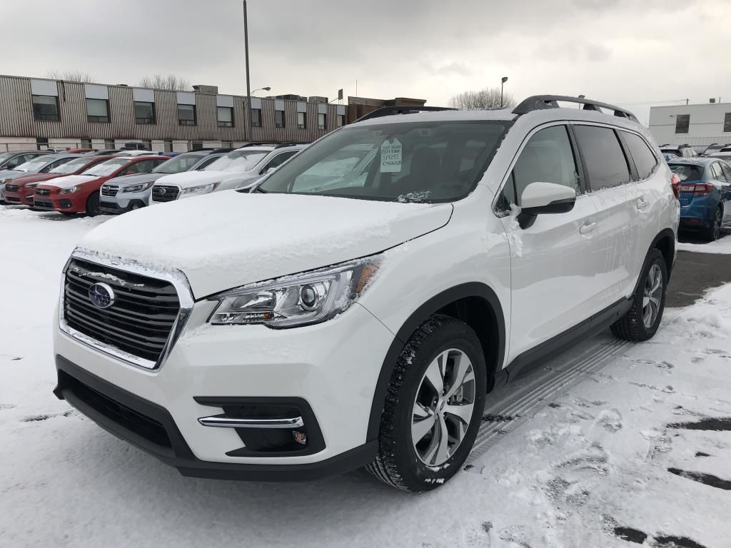 Suv With Captain Chairs New 2019 Subaru Ascent 2 4l Dit Touring W Captain S Chairs Cvt