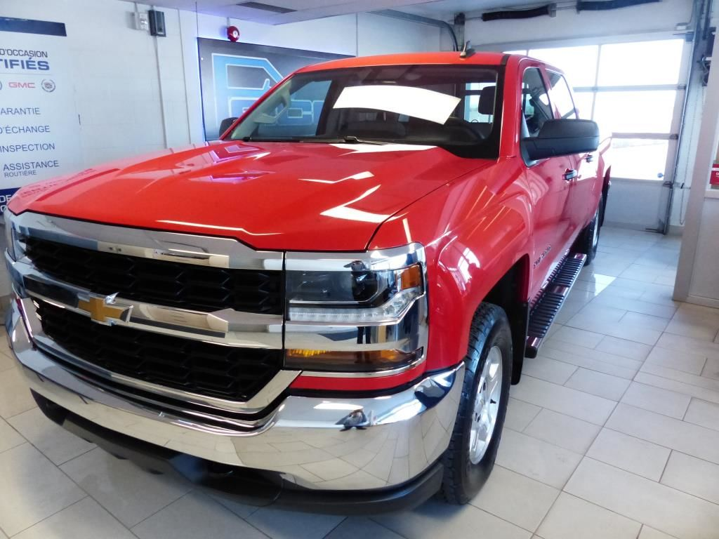 hight resolution of used 2016 chevrolet silverado 1500 4wd crew cab va chercher ta nouvelle motoneige in chicoutimi used inventory paul albert chevrolet buick cadillac gmc