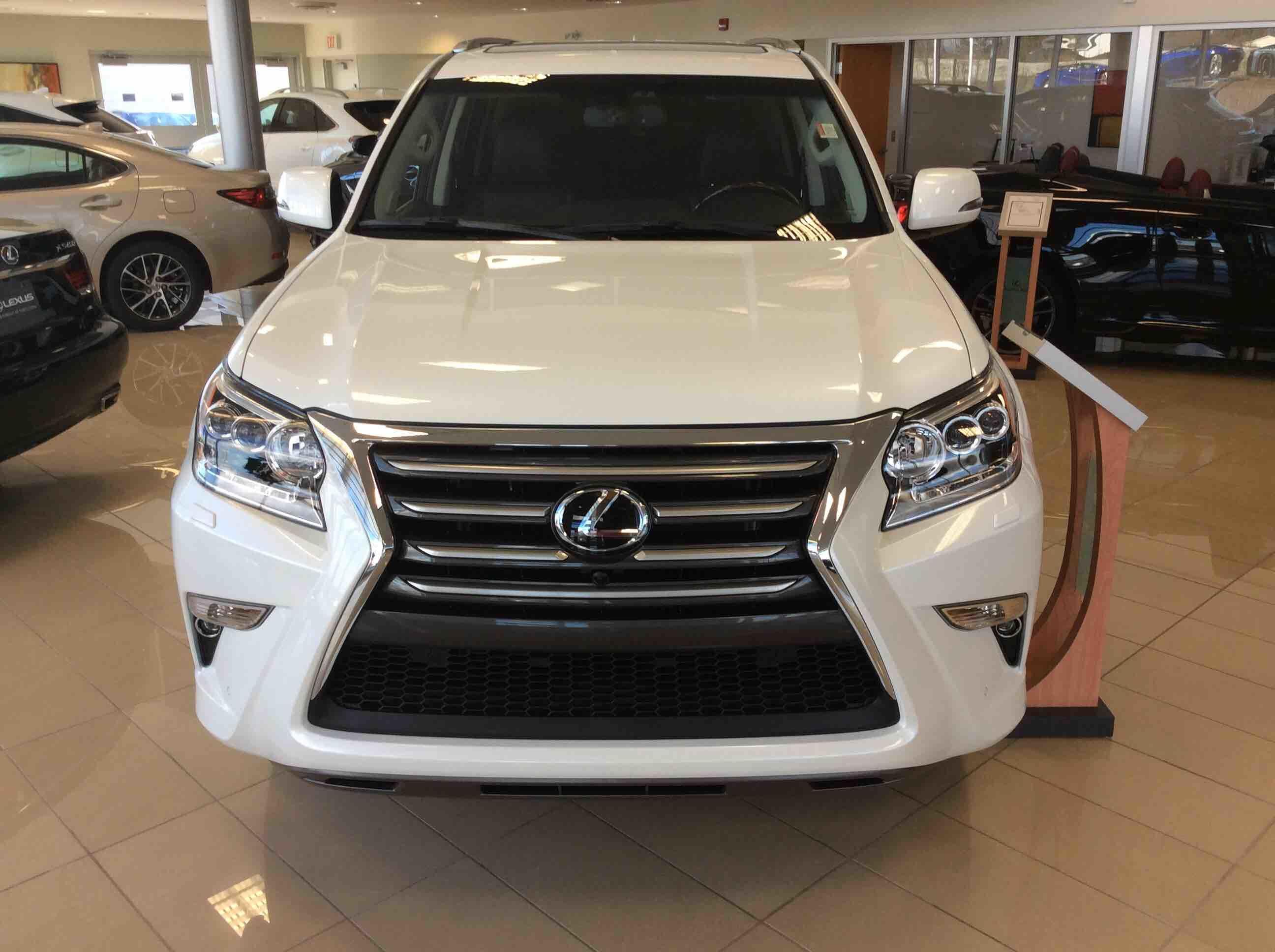 New 2016 Lexus GX 460 Luxury for sale in Kingston Lexus of