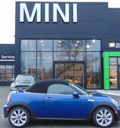 pre owned 2013 mini cooper s roadster in ottawa used inventory mini ottawa [ 1600 x 1200 Pixel ]