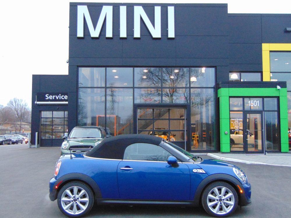 medium resolution of pre owned 2013 mini cooper s roadster in ottawa used inventory mini ottawa