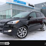 Sunridge Mazda Pre Owned 2015 Ford Escape Titanium Awd In Calgary