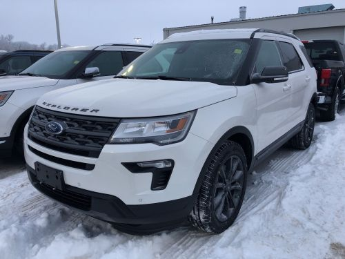 small resolution of new 2019 ford explorer xlt white platinum tri coat met for sale 54196 75 19t3742 vickar ford winnipeg
