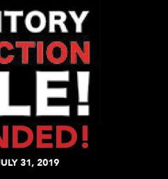 inventory reductions sale desktop  [ 1920 x 500 Pixel ]