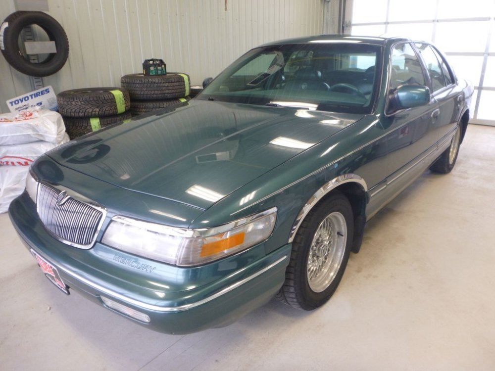medium resolution of used 1996 mercury grand marquis ls in val d or used inventory aub kia in val d or quebec