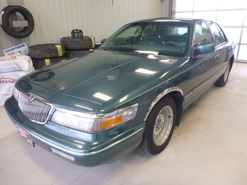 hight resolution of used 1996 mercury grand marquis ls in val d or used inventory aub kia in val d or quebec