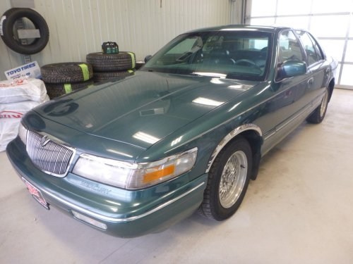 small resolution of used 1996 mercury grand marquis ls in val d or used inventory aub kia in val d or quebec