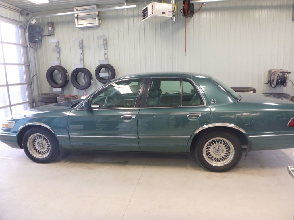 hight resolution of  mercury grand marquis ls