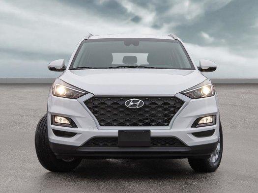 Hyundai Gallery | 2020 Hyundai Tucson AWD 2.0L Preferred ...
