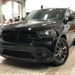Boulevard Dodge Chrysler Jeep 2018 Dodge Durango Gt Cuir V6 Hitch In Saint Laurent