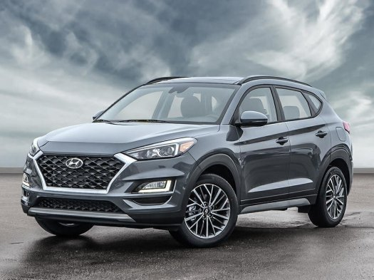 Hyundai Gallery | 2020 Hyundai Tucson AWD 2.4L Preferred ...