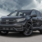 Regina Honda 2020 Honda Cr V Black Edition 314754