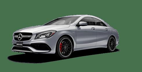2019 Mercedes Benz CLA 45 AMG 4MATIC Slices Through The
