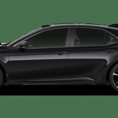 All New Camry Black Perbedaan Grand Avanza Dengan Veloz Toyota Magog 2018 Xse V6 For Sale In