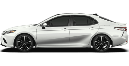 all new camry 2018 black jual alphard granby toyota xse v6 for sale in platinum white pearl