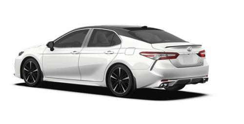 all new camry white grand avanza 2017 silver toyota magog 2018 xse v6 for sale in platinum pearl w black roof