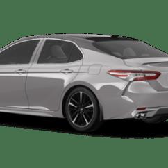 All New Camry 2018 Black Grand Avanza Vs Ertiga Toyota Xse Kingston In Celestial Silver Metallic W Roof