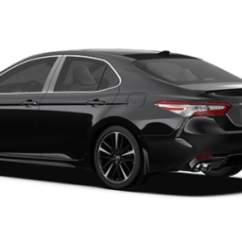 All New Camry 2018 Black Kompresi Grand Avanza 2016 Toyota Xse Kingston In Midnight Metallic