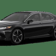 All New Camry Black Toyota Vellfire 2017 2019 Xse Kingston In