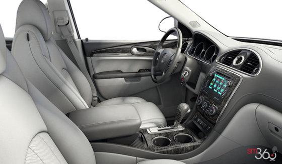 2017 buick enclave interior photos for Buick enclave titanium interior