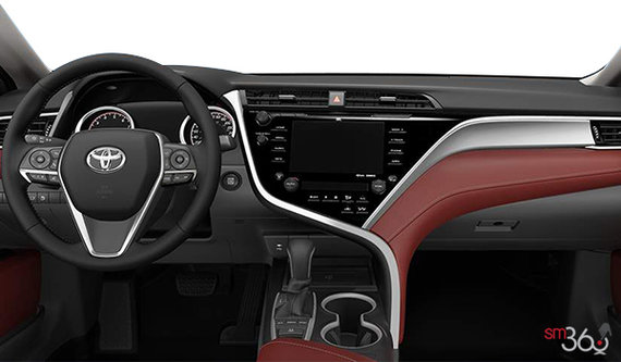 all new camry 2018 interior jual bodykit grand avanza toyota xse kingston in red leather