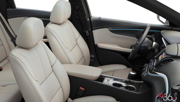 2019 Chevrolet Impala PREMIER  from 410950  Vickar
