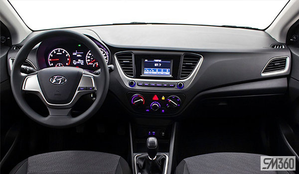 2019 Hyundai Accent 5 doors Essential  Starting at 162040  Surgenor Hyundai