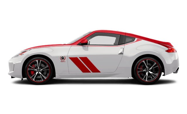 2020 Nissan 370z Coupe 50th Anniversary Edition Pearl Whitesolid