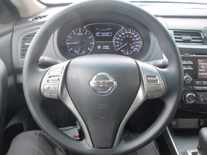 2015 Nissan Altima AUTOACBLUETOOTHCHARCOAL d